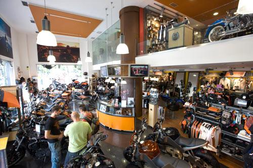 Harley-Davidson Madrid