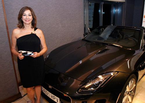 Jaguar y Ana Rosa Quintana (1)