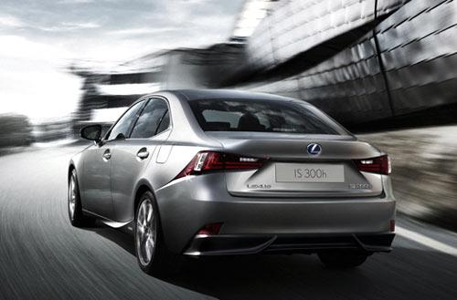 Lexus sin diésel