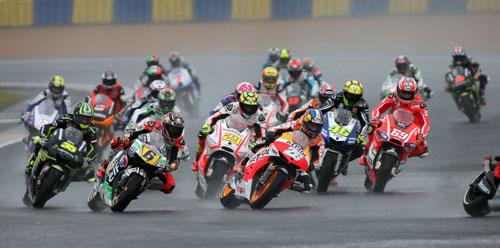 Peloton MotoGP