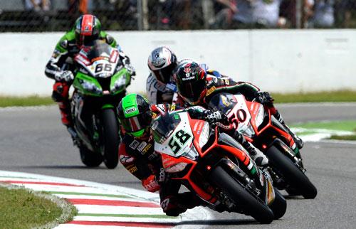 Superbikes Monza