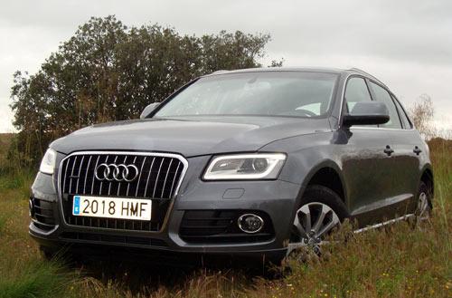 Audi Q5 (frontal)