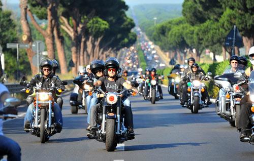 Harley-Davidson 110 Aniversario - Roma (1)