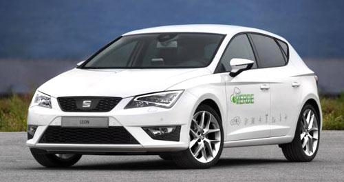 Seat León verde (1)