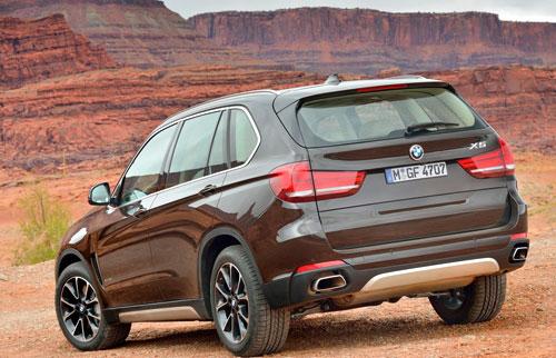 BMW X5 (trasera)