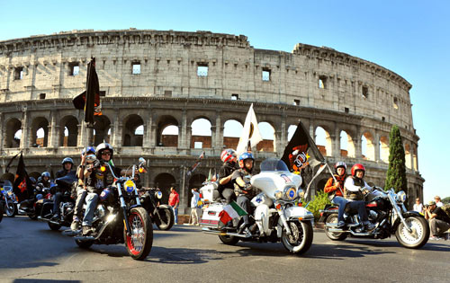 Harley-Davidson 110 Aniversario - Roma (2)