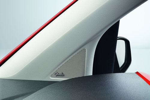 Volkswagen Fender Up (detalle)