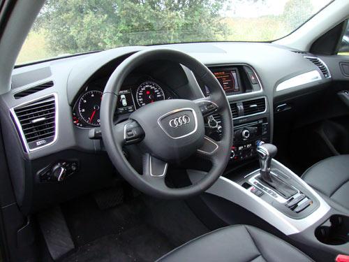 Audi Q5 (interior)