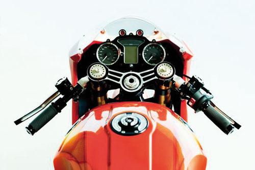 BMW Concept Ninety (instrumentacion)
