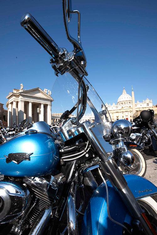 Harley-Davidson 110 Aniversario - Roma (3)
