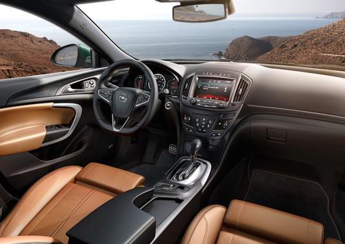Opel Insignia (interior)