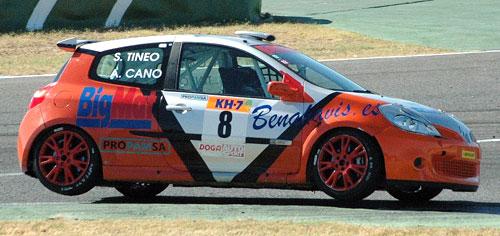 Salvador Tineo - Clio Cup (1)