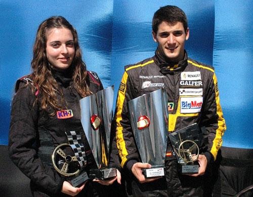 Salvador Tineo - Clio Cup (2)
