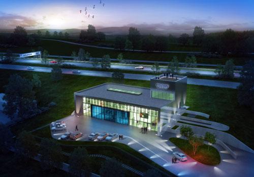 Centro de pruebas Hyundai