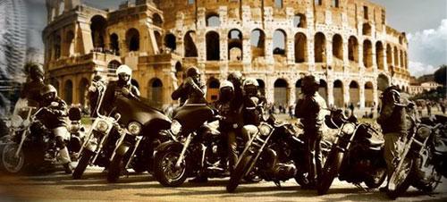 Concentración Harley-Davidson