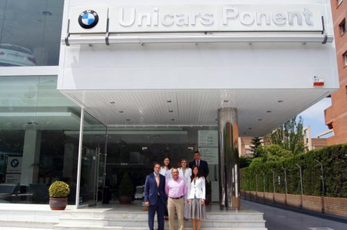 BMW Unicars Ponent