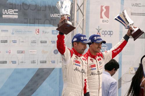 Dani Sordo WRC