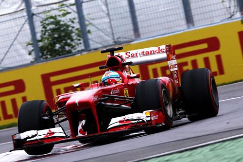 Fernando Alonso - Silverstone