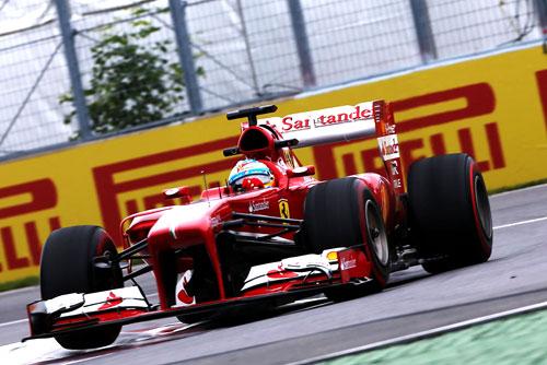 GP Canadá F1 Alonso