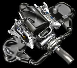 Motor Renault F1