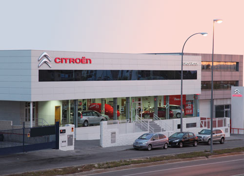 Cimosa Motor (Citroën)