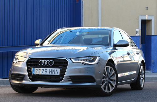 Audi A6 Hybrid (frontal2)