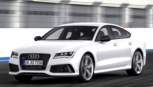 Audi RS7 Sportback (frontal)