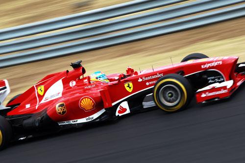 Fórmula 1 - GP Hungría - Fernando Alonso