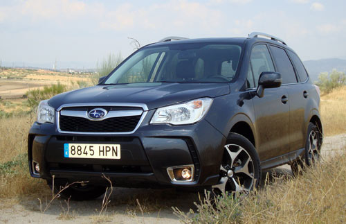 Subaru Forester (frontal)