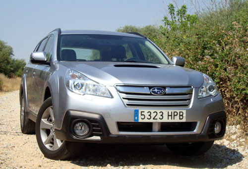 Subaru Outback (frontal)