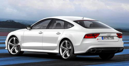 Audi RS7 Sportback (trasera)