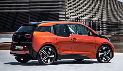 BMW i3 (trasera)