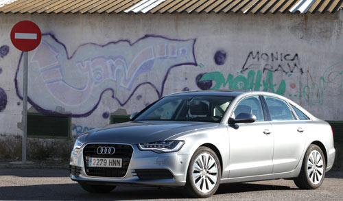 Audi A6 Hybrid (frontal3)