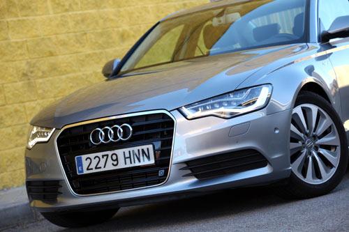 Audi A6 Hybrid (frontal4)