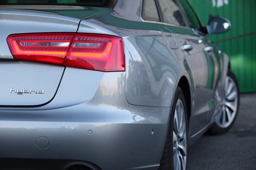 Audi A6 Hybrid (trasera2)