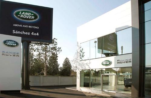 Concesionario Land Rover