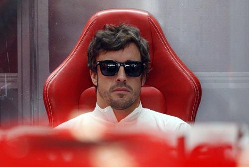 GP Hungria F1 Alonso