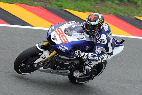 Lorenzo Laguna Seca MotoGP