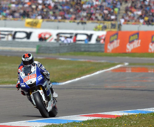 Lorenzo MotoGP Holanda