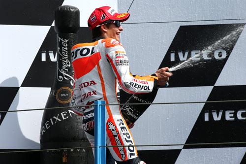 Márquez MotoGP Holanda