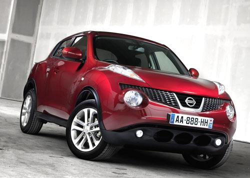 Nissan Juke dCi