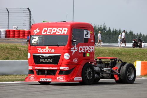 Antonio Albacete - Europeo de Camiones