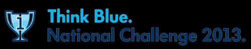 Think Blue