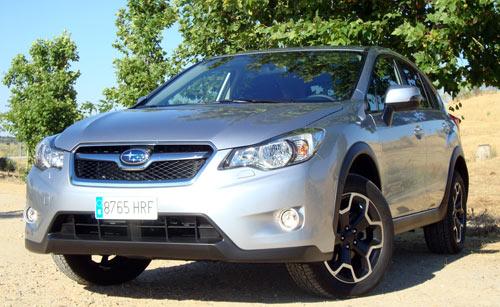 Subaru XV (frontal)