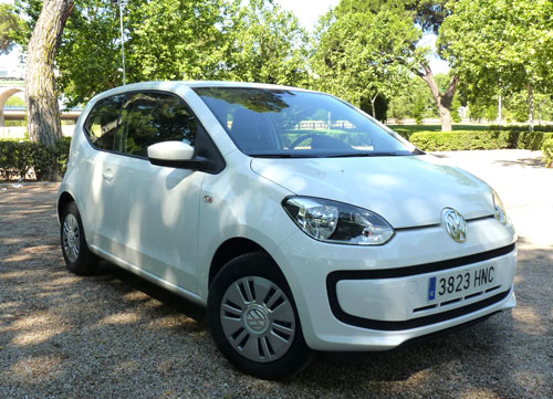 VW Up (frontal)