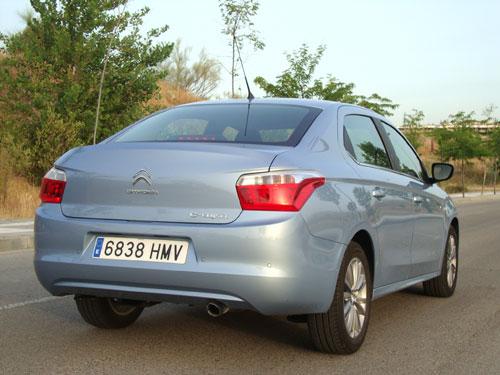 Citroën C-Elysseé (trasera)