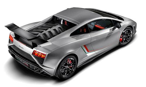 Lamborghini Gallardo (trasera)