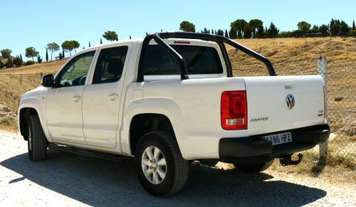 Volkswagen Amarok (trasera)