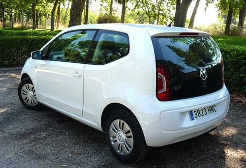 VW Up (trasera)
