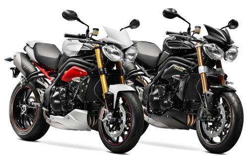 Triumph Speed Triple y R